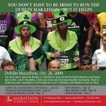 Dublin Marathon ad